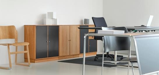 现代办公家具该怎么分类?