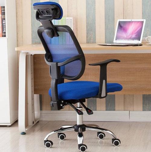 如何选购一把舒适的办公座椅?