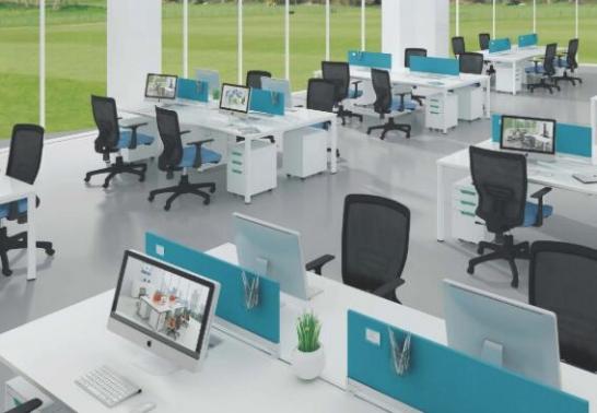 人们使用办公桌椅时的不良习惯有哪些?