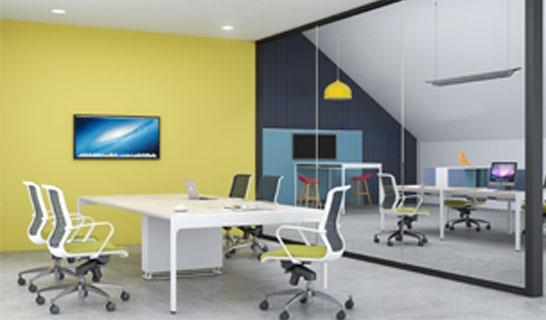 CICI职员系统会议桌
