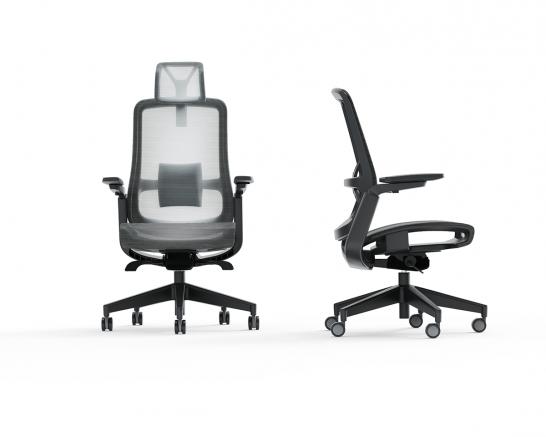 S7  人体工学 网椅